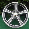 Best quality small wheel rims with low price fcar alloy wheel rims F012