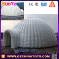 pvc tent inflatable domes air dome transparent tent for sale