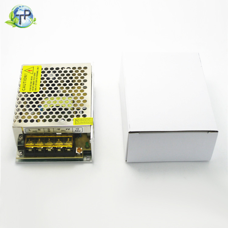 LED Driver Transformer Low Voltage AC 240V to DC 24V 2A SMPS