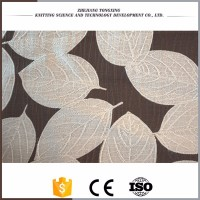 China Alibaba Supplier Auto Upholstery Fabric