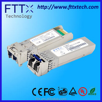 SFP+ Transceiver ,10km,Applicate to 2x/4x/8x satellite receiver with sim card