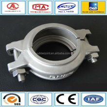 Foring clamp stainless steel pipe band clamps