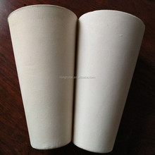 High temp Laboratory Porcelainware And Fire Assay Clay Ceramic Crucible
