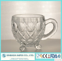 With FDA/SGS certification Anhui factory supply highly white wholesales lipton tea cup with customized logo