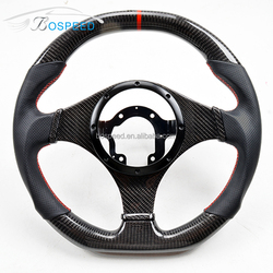MITSUBISHI EVOLUTION Carbon Fiber Steering Wheel For EVO