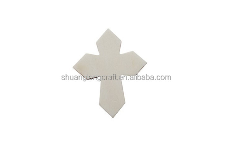 High quality wood cross designs, handmade small unfinished wooden crosses