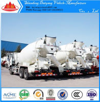 2016 New Model Taikai Concrete Mixer Truck /concrete Mixer Truck Hire