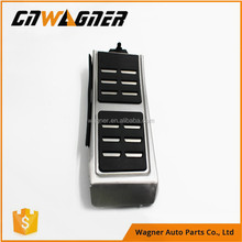 good value metal standard car gas brake pedal for audi a4l