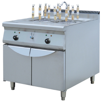 Stainless steel commercial kitchen equipment combination/electric pasta cooker