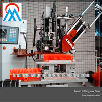 2 axis CNC automatic brush making machine made in China