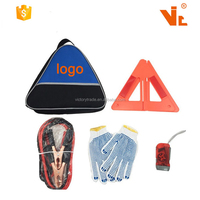 V-FB51 Wholesale emergency tools road trip car first aid kit 100 pieces auto survival kit
