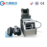 Storm Water Drain and Tunnel CCTV Inspection Robot Camera System