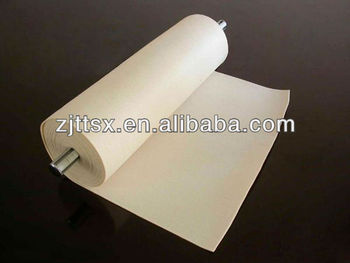 550GSM PPS (ryton) needle felt filter cloth for industrial boiler used