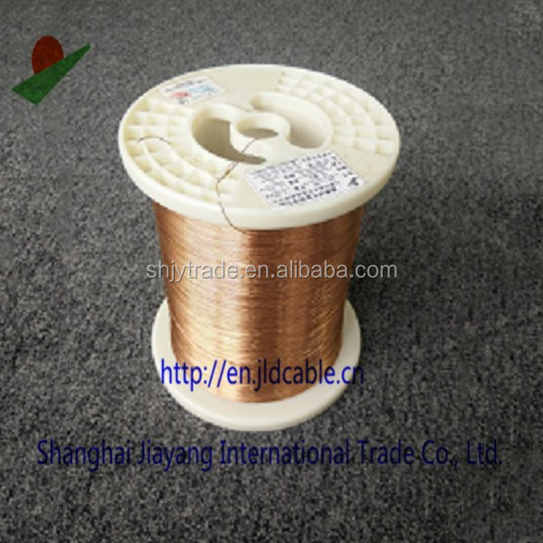 High Purity Enameled Copper Wire For Weld Machine Plastic Making Cut Packing Copper Wire Making Machine