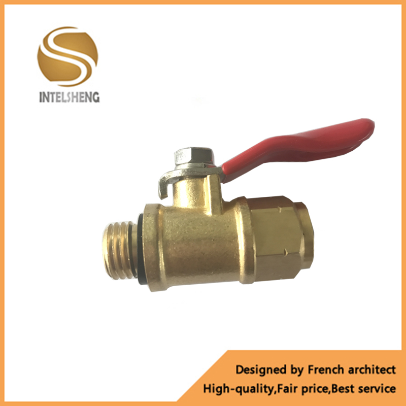 High quality copper ball valve 3/4 inch