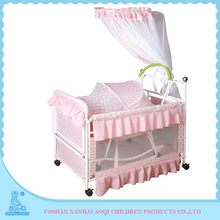 860 Hot Sale High Quality American Cradle Swing Baby Hanging Bed