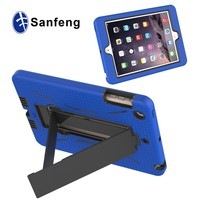 New Fashional Stand Tablet Phone Case for Ipad mini 2 3 4 Wholesale Cover