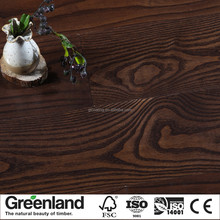 Natural American ash laminate parquet engineered wooden flooring from China supplier