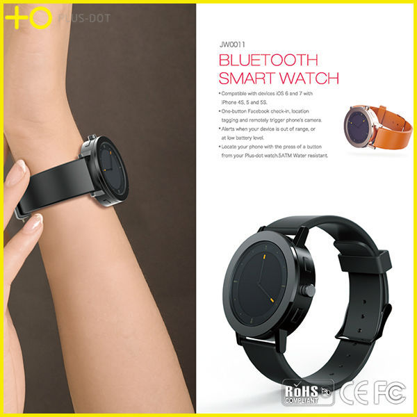 New Arrival Android Smart Watch 2014 Watch Phone Android 4.4 Bluetooth Smartwatch for apple Iphone5S