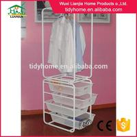 2016 hot seller stainless steel display rack manufacturer