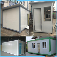 Portable house porta cabin container van house