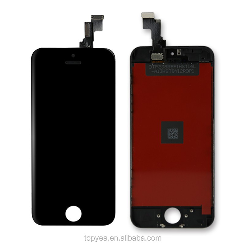 Top Quality LCD Display Screen Assembly for Apple Iphone 5s LCD Digitizer