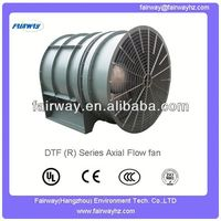 DTF Series Metro & Tunnel Fan window fan cover