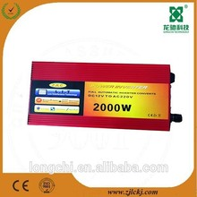 Hot sale!!!2000w high efficiency solar power inverter for factory price