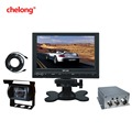 "with rearview camera 7"" Stand alone TFT LCD monitor"