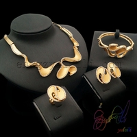 china high quality jewelry set gold plated african jewellery rani haar in gold designs picture