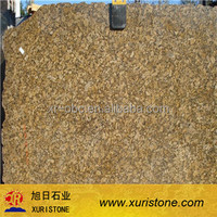 China flavor stone giallo fiorito granite countertop,granite tile,granite countertop