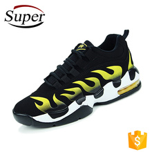 Jinjiang Factory Wholesale Best Price Mens Basketball Shoes With Lace-Up