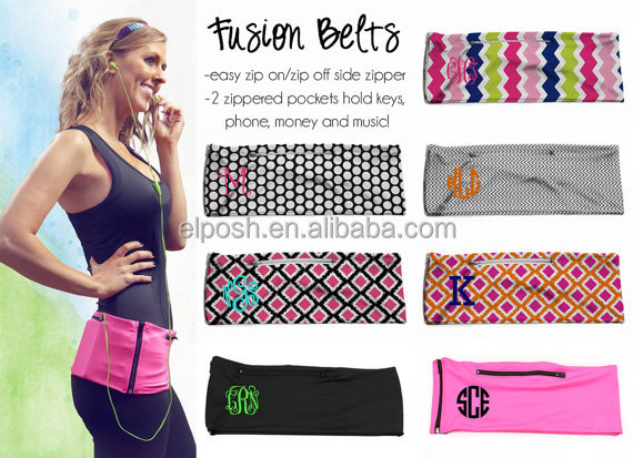 Monogram Fusion Running Belt
