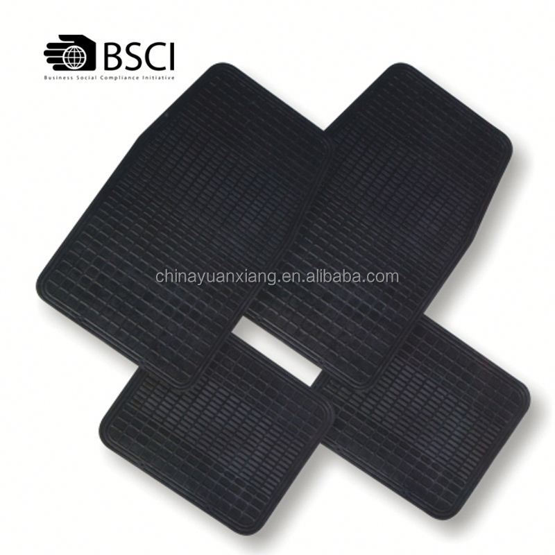 Colorful Decorative Car Floor Mats