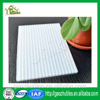 economic canopy polycarbonate sheet gymnasiums skylights leakage prevention