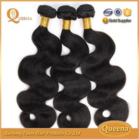 Low price standard weight goodliness human hair cheap brazilian body wave hair