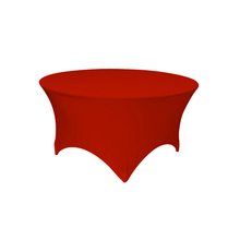 YT04643-1 Round spandex table cover for party decoration