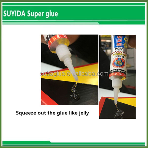 Super Glue Instant Strong Bond gel Adhesive For Plastic Wood and more