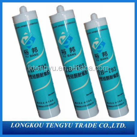 High quality waterproof silicone sealant competitive price