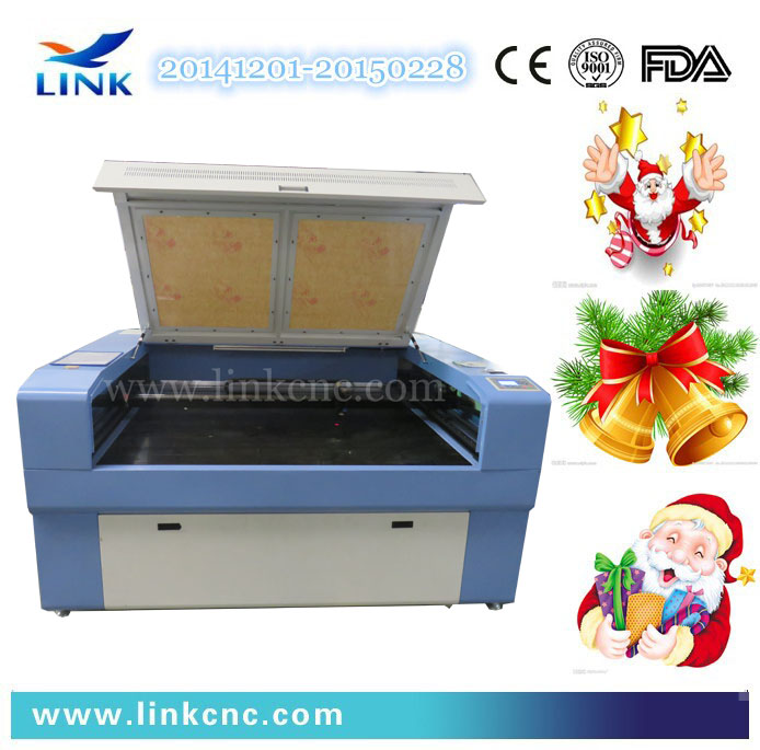 1390 150w CNC CO2 Laser Type and Water Cooling Cooling Mode Wood acrylic marble / cnc laser cutter