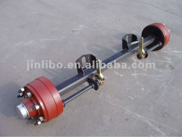 6 ton agriculture axle for trailer/semi-trailer/truck