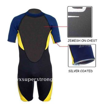 2016 Fashionable Neoprene Swimming Wetsuits for Men