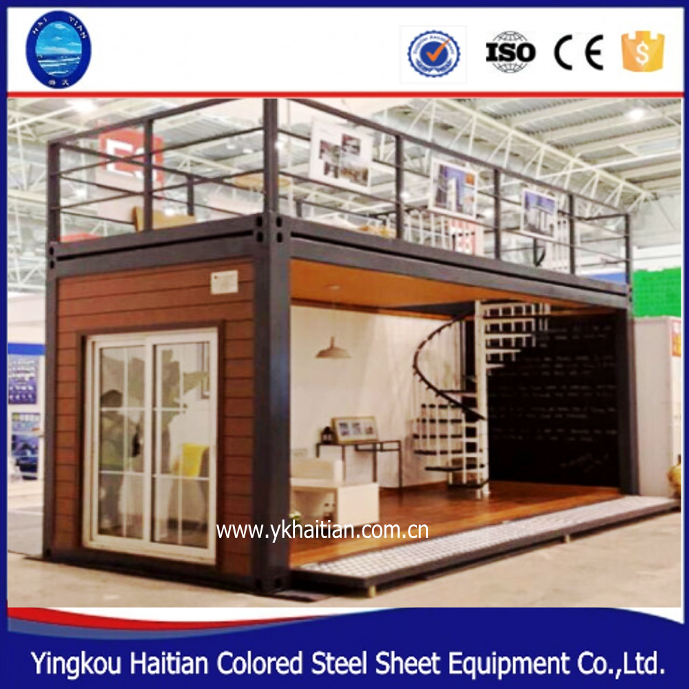 Corrosion Proof Prefabricated Recyclable How The Units Come Containerhouse