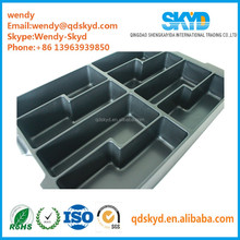 ESD Thermoforming Blister plastic packaging for electronic products