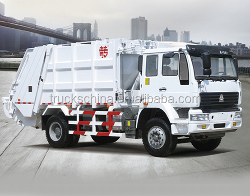 Cheap Price 6 Cubic Meters 3ton Small Garbage Truck For Sale
