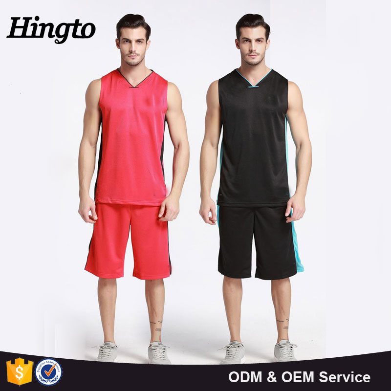 Men wholesale white jersey basketball and shorts design