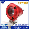 Y&T 10w YTW10R E-mark/ECE approval motorcycle front light led spolights driving cargo bicycle