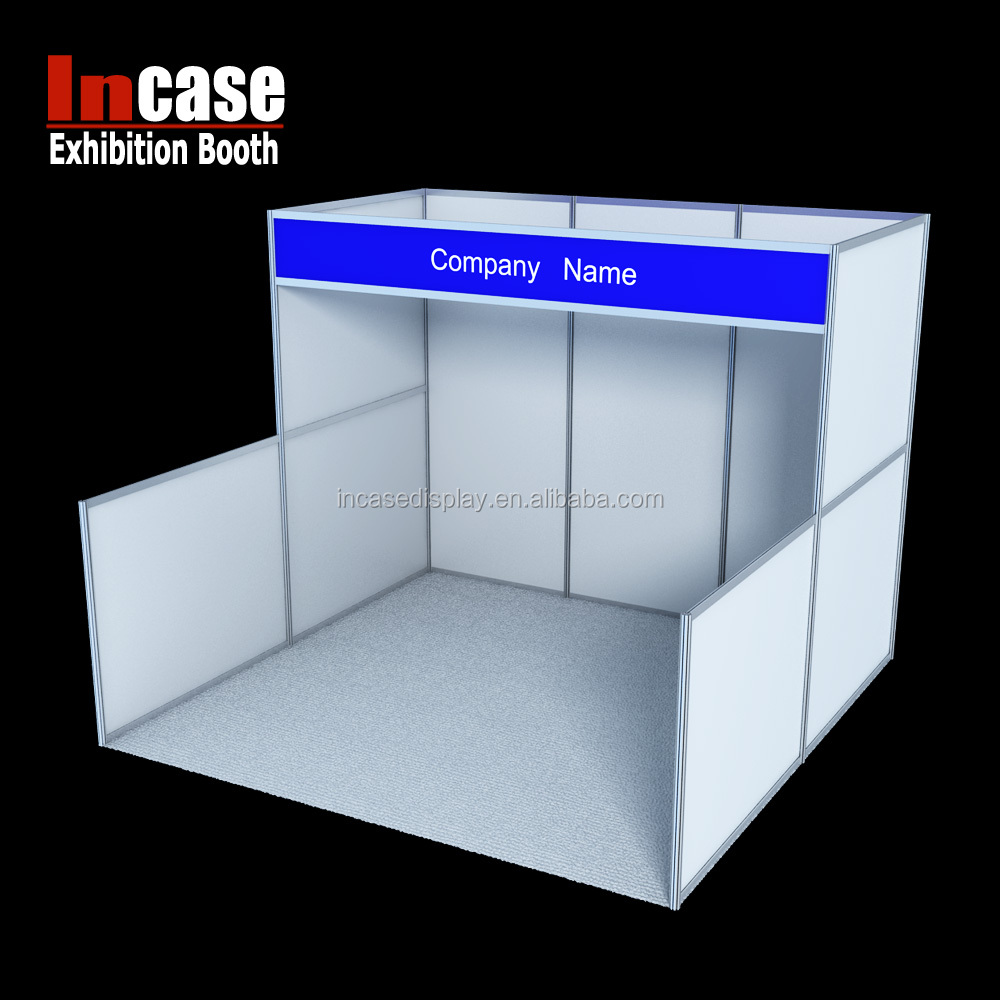 Custom Exhibition Stand Price : Incase custom exhibition stand standard exhibit display
