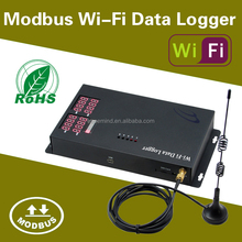 Modbus Wi-Fi serial in line data logger wireless temperature sensor 433mhz temperature sensors modbus