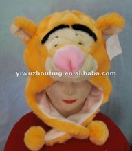 2012 plush animal hats in nepal